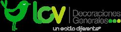 LCV DECORACIONES Logo